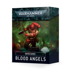 Datacards: Blood Angels - English