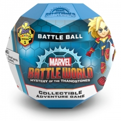 Marvel Battleworld: Battle Ball