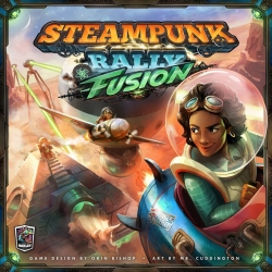 Steampunk Rally: Fusion