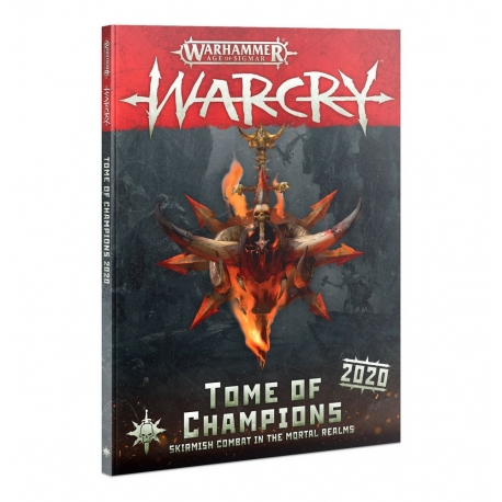 Warcry: Tome Of Champions 2020 - English