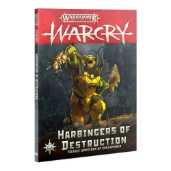 Warcry: Harbingers Of Destruction - English