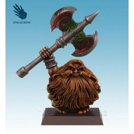 Northern Dwarf with Great Axe