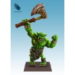Orc with Clan Axe