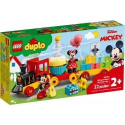 Mickey & Minnie Birthday Train LEGO® DUPLO® 10941