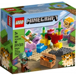 The Coral Reef LEGO® Minecraft™ 21164