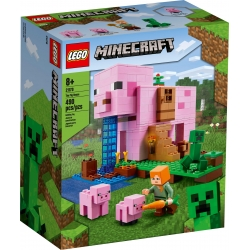 The Pig House LEGO® Minecraft™ 21170