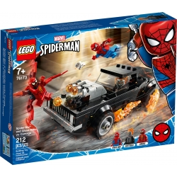Spider-Man and Ghost Rider vs. Carnage LEGO® Marvel 76173
