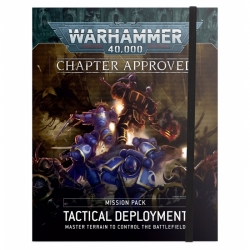 Chapter Approved: Tactical Deployment Mission Pack - Italian