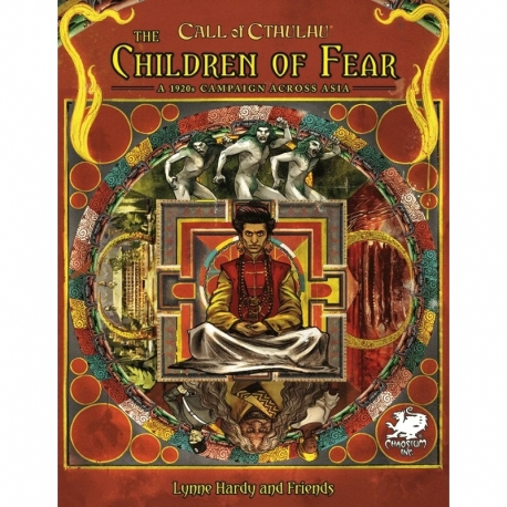Call of Cthulhu: The Children Of Fear- A 1920s Campaign Across Asia