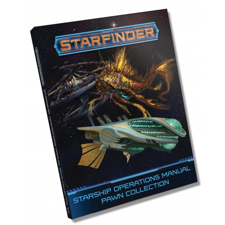 Starfinder: Starship Operations Manual Pawn Collection