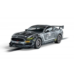 Ford Mustang GT4 - Academy Motorsport 2020