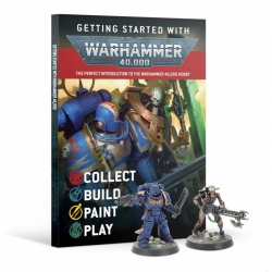 Getting Started with Warhammer 40,000 - German