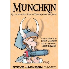 Munchkin Card Game (Colour Edition)