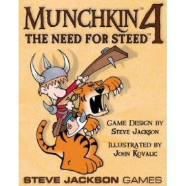 Munchkin 4 : The Need for Steed