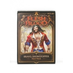 Bravo - Welcome to Rathe: Hero Deck Flesh And Blood TCG