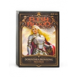 Dorinthea - Welcome to Rathe: Hero Deck Flesh And Blood TCG