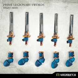 Prime Legionaries CCW Arms: Swords - Right