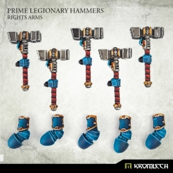 Prime Legionaries CCW Arms: Hammers - Right
