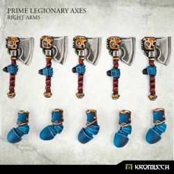 Prime Legionaries CCW Arms: Axes - Right