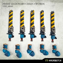 Prime Legionaries CCW Arms: Chain Swords - Left