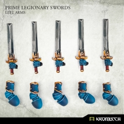 Prime Legionaries CCW Arms: Swords - Left
