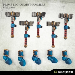 Prime Legionaries CCW Arms: Hammers - Left