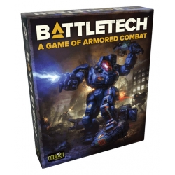 Battle Tech: A Game Of Armored Combat Box Set
