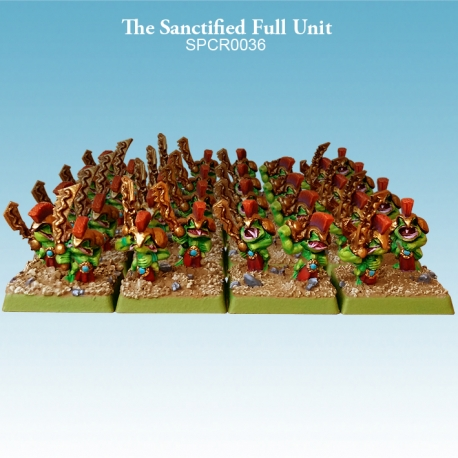 The Sanctified Full Unit
