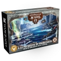 Dystopian Wars: Hunt for the Prometheus - French