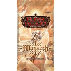 Flesh and Blood TCG: Monarch Booster Pack (First Edition)