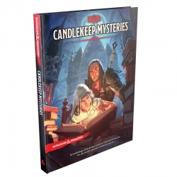Dungeons & Dragons (DDN): Candlekeep Mysteries