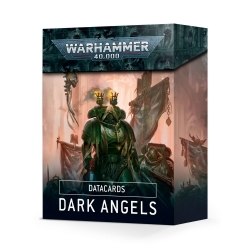 Datacards: Dark Angels - English
