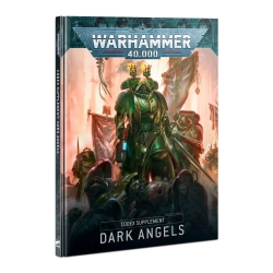 Codex Supplement: Dark Angels Hardback - English