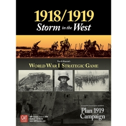 1918 / 1919: Storm in the West