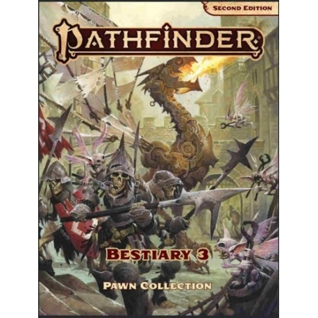 Pathfinder Bestiary 3 Pawn Collection