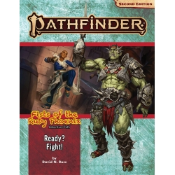 Pathfinder Adventure Path: Ready? Fight! Fists of the Ruby Phoenix 2 of 3