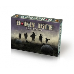 D-Day Dice 2nd Edition: Legends Expansion