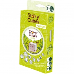 Rory's Story Cubes: Eco Blister Voyages