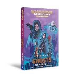 Warhammer Adventures: Fortress of Ghosts Paperback