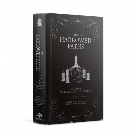 The Harrowed Paths Paperback