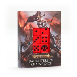 Daughters of Khaine Dice Set