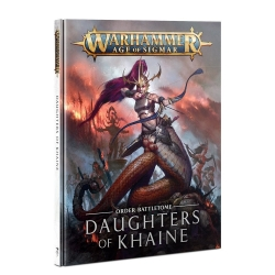 Battletome: Daughters of Khaine Hardback - English