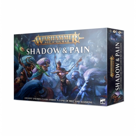 Warhammer Age of Sigmar: Shadow and Pain - French