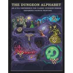 Dungeon Alphabet: Expanded System Neutral Sourcebook