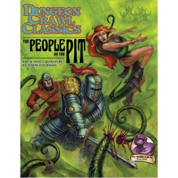 Dungeon Crawl Classics RPG No. 68: People of the Pit