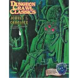Dungeon Crawl Classics RPG No. 70: Jewels of the Carnifex