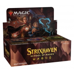 MTG: Strixhaven School of Mages Draft Booster Box