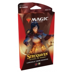 MTG: Strixhaven School of Mages Theme Booster D