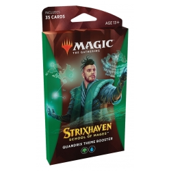 MTG: Strixhaven School of Mages Theme Booster E