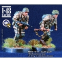 US Army 101st Airborne Division Reinforcements Team Double Pack